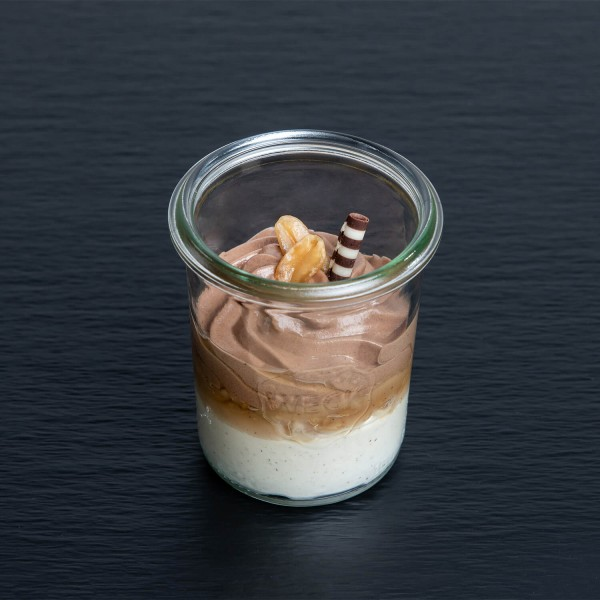 "Mousse ""Snickers-Style"""