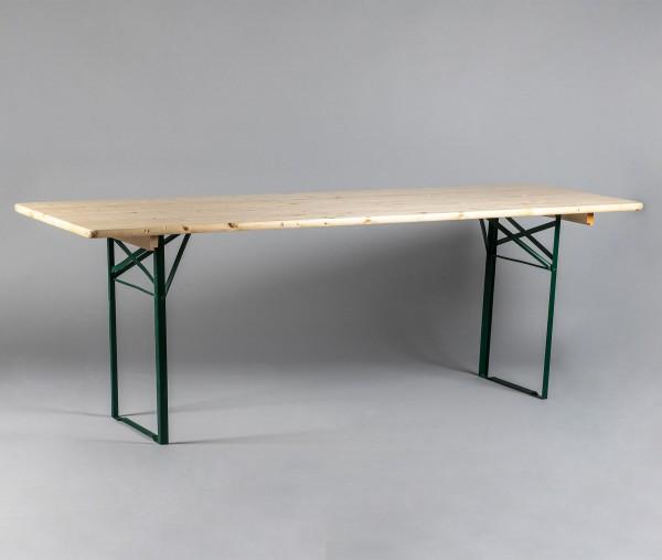 Biertisch (220 x 70 cm)