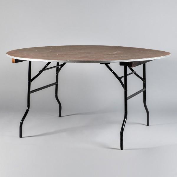Bankettisch rund <i>(150 cm)</i>