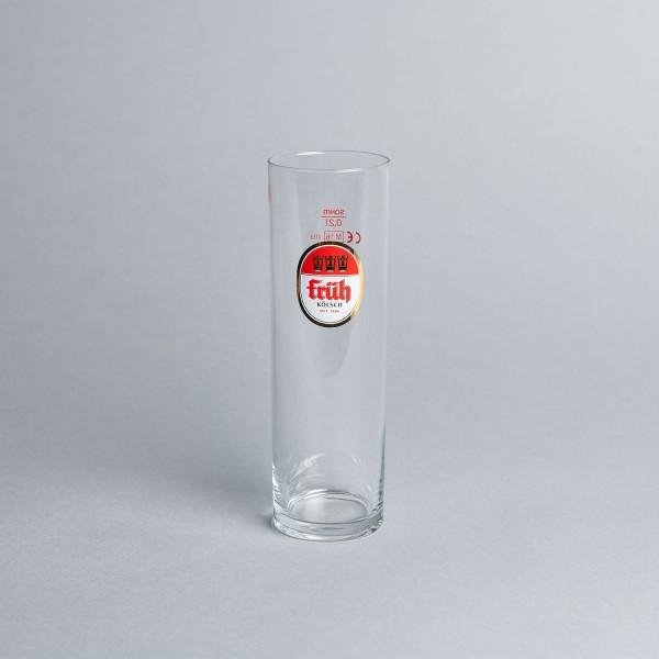 GLAS Früh Kölschglas 0,2 l