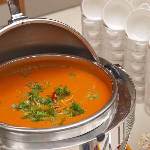 Tomaten-Curry-Suppe
