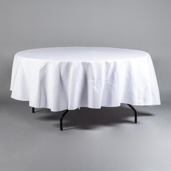 Tischdecke (rund, 320 cm)
